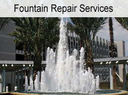 Water Fountain Repair Services Southwest Florida