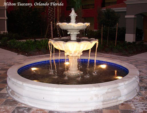 Water Fountain 76